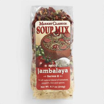 Market Classics® Spicy Jambalaya Mix, Set of 2